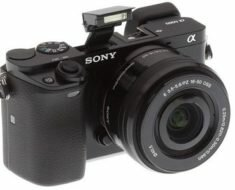 Sony ILCE-6000 Mirror less Camera