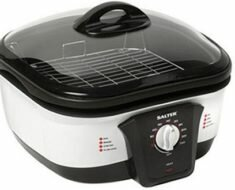 Kawachi 8 in 1 Multi Function Ultra Chef Multi Cooker
