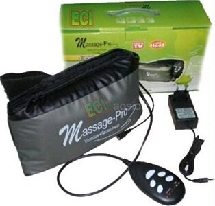 Massage Pro Slimming Belt with 5 Speed Vibration & Sauna Heat