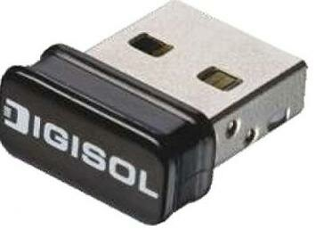 Digisol DG-WN3150N Wireless USB Adapter