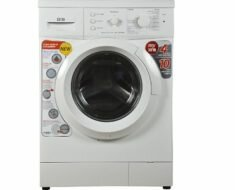 IFB Elena Aqua VX Fully-automatic Front-loading Washing Machine (6 Kg, White)