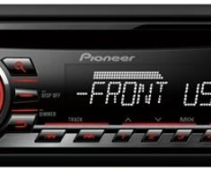 Pioneer DEH-X1890UB CD-USB-AUX-MP3 Car Media Player