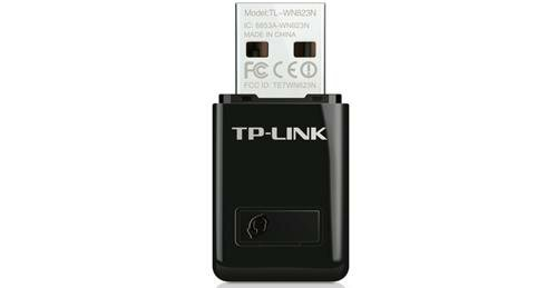 TP-LINK TL-WN823N Nano 300Mbps Wireless USB Adapter