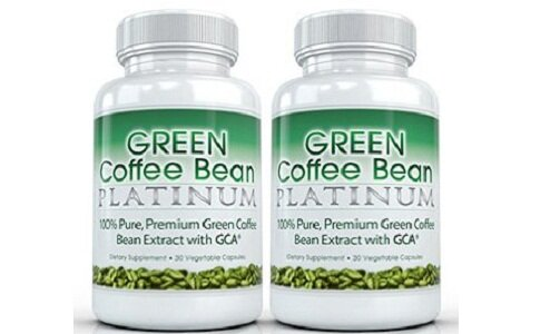 HummingLeaf Pure Green Coffee Bean Extract