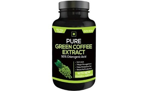 Perennial Lifesciences Pure Green Coffee Extract