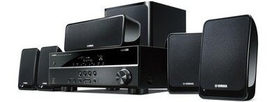 Yamaha Home Theater Package YHT 196