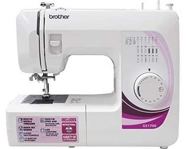 Brother GS 1700 with extension table Electric Sewing Machine
