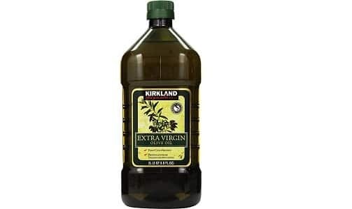 Kirkland Signature Extra Virgin Olive Oil, 2 Liters (Product of Italy)
