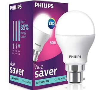 Philips 9 W B22 LED Bulb