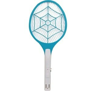 BJE Rechargeable Electric Insect Killer Mosquito Racket