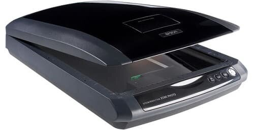 Epson Perfection 3590 Photo Scanner