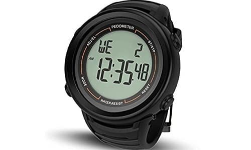 Health Sense PD-102 Smart 3D Pedometer Watch