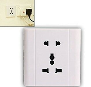 Jandm Switch Plug Socket Camera Mini HD DVR Digital Camcorder Video Small