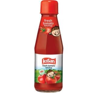 Kissan Fresh Tomato Ketchup Bottle