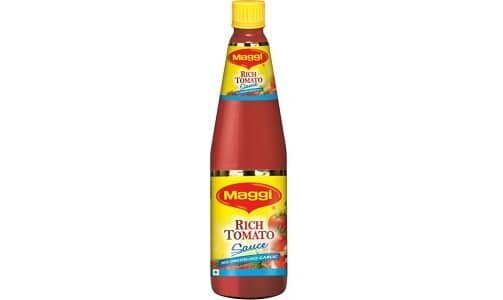 Maggi Rich Tomato Sauce No Onion No Garlic 500 gm