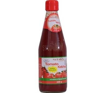 Patanjali Tomato Ketchup with Onion and Garlic
