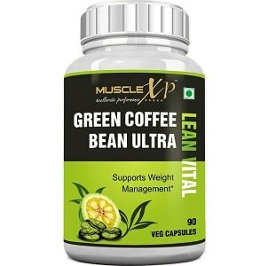 MuscleXP Green Coffee Bean Ultra Lean Vital