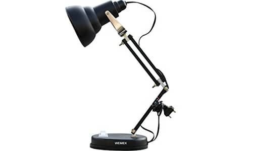 Wemex Billie Jean Reading & Study Table Lamp